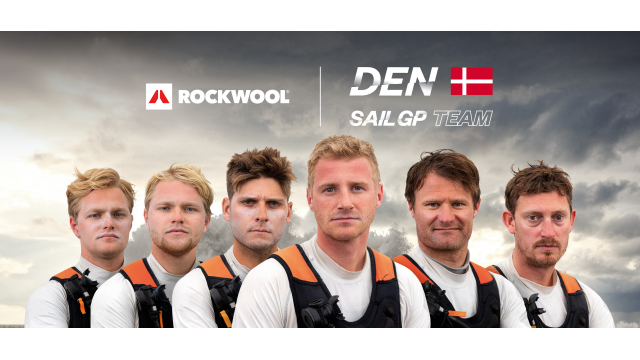 Helmsman Nicolai Sehested leads well-rounded crew for SailGP Season 2
