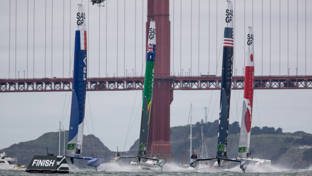 Tickets are now on sale to watch the high-speed action on San Francisco Bay