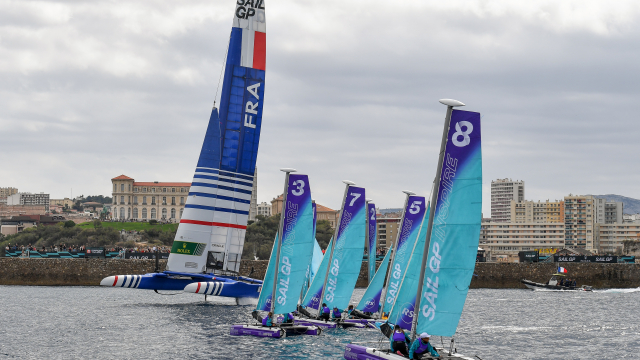 SailGP Inspire partners with World Sailing Trust