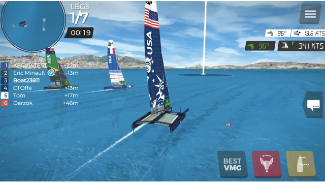 SailGP enters esports arena in partnership with Virtual Regatta and World Sailing